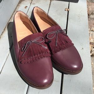 Fitflop Tessa Fringe loafers